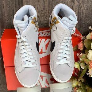 ❤️ WMNS Nike Blazer Mid Rebel off white/summit whi